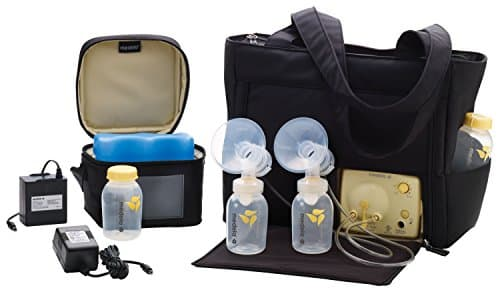 The Medela Pump in Style Advanced with On the Go Tote