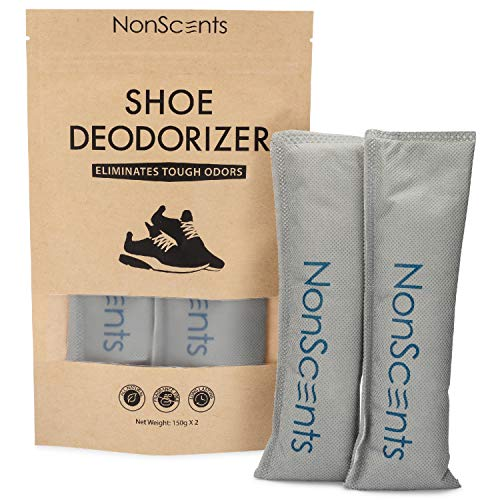 Most Powerful Shoe Deodorizer, NonScents Odor Eliminator