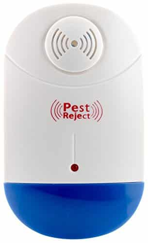 Night Light Ultrasonic Pest Repellent