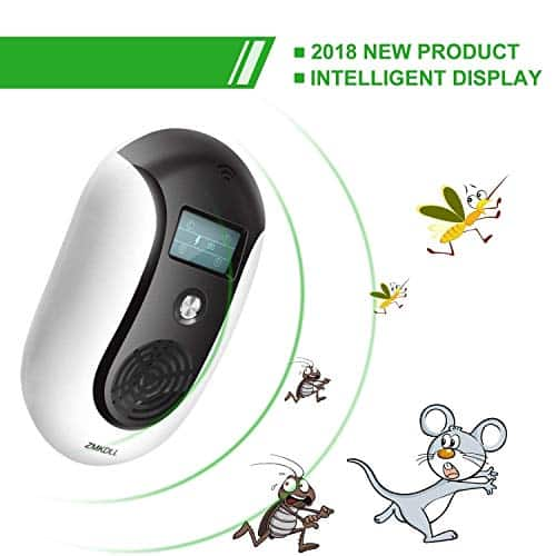 Ultrasonic Pest Repellent Plugin