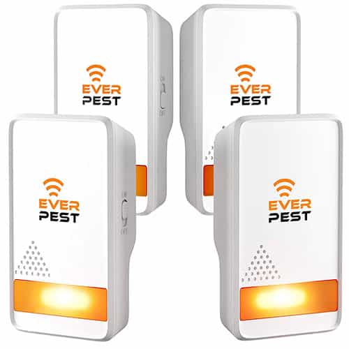 Dual Pack Ultrasonic 2018 Pest Repellent