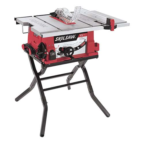 SKIL 341002 10Inch Table Saw with Folding Stand