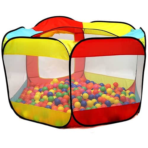 The sixth option is Kiddey Ball Pit Play Tent