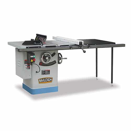 Baileigh TS1040P50 Professional Cabinet Style Table Saw