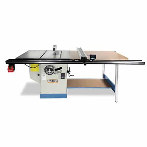 Baileigh 5 Horsepower TS1248P52 Table Saw