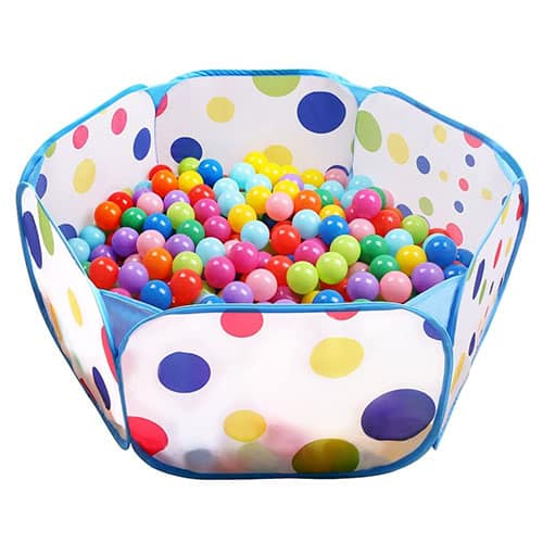 The second option is the EocuSun Kids Ball Pit