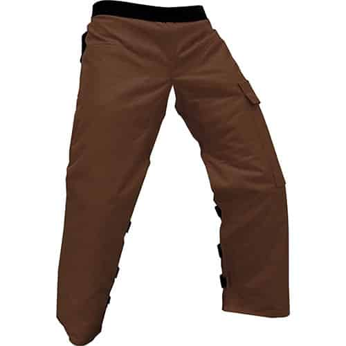 Cold Creek Loggers Chainsaw Apron Safety Chaps