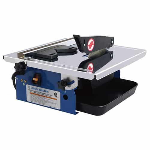 Leegol Electric 7-inch Tile Wet Saw