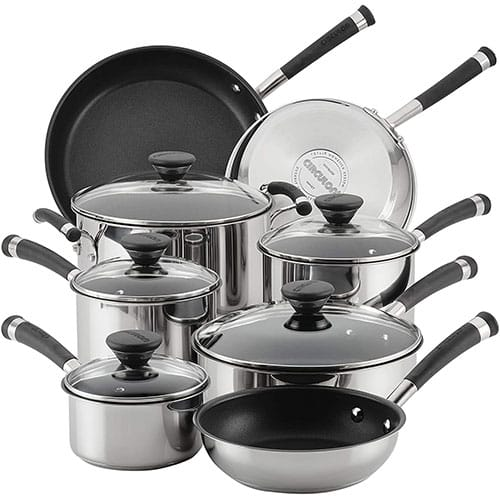 Circulon 70514 Acclaim Stainless Steel Cookware