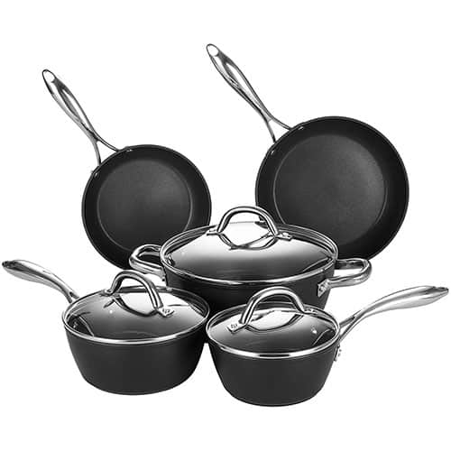 Cooker King Non-stick Pots and Pans Set