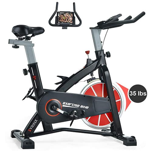 SYRINX Indoor Cycling Bike