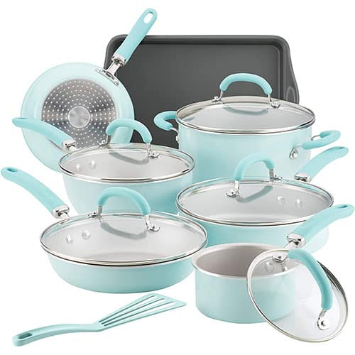 Rachael Ray 12146 Create Delicious Non-stick Cookware