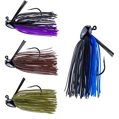 RUNCL Anchor Box - Bass Fishing Jigs