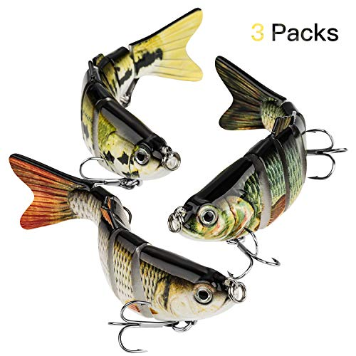 CharmYee Bass Fishing Lure Topwater Bass Lures Fishing Lures