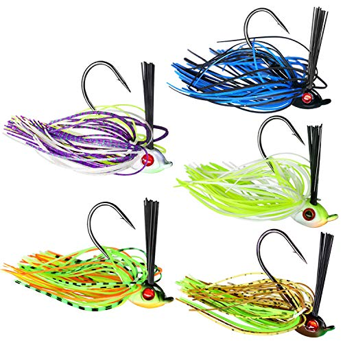 thkfish Fishing Jigs Bass Fishing Jigs