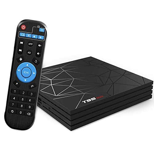 TV Box, TUREWELL T95 Max Android 9.0 TV Box Chip H6 Quad-core
