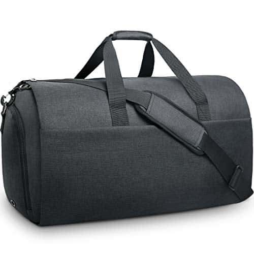 Garment Bags Convertible Suit Travel Bag with Shoes Compartment