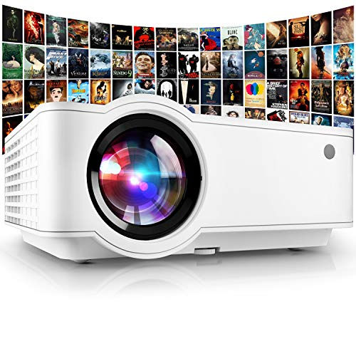Mini Projector 1080P Supported by Pinder saund