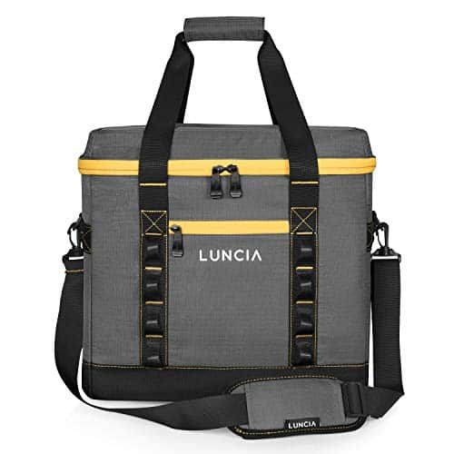 LUNCIA Collapsible Large Cooler Bag